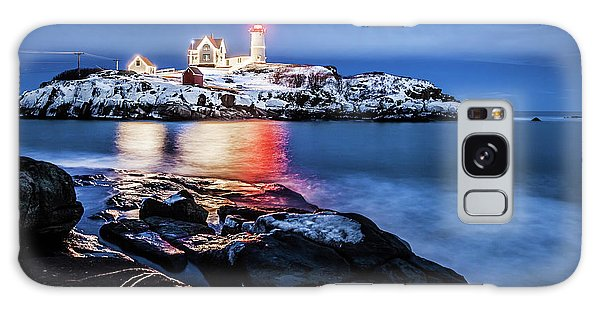 Nubble Lights Galaxy Case