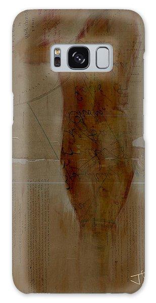 Nude Abstract 12feb2016 Galaxy Case