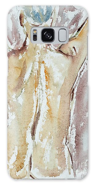 Nude Galaxy Case by Michal Boubin