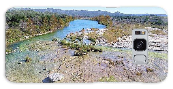 Nueces River Galaxy Case