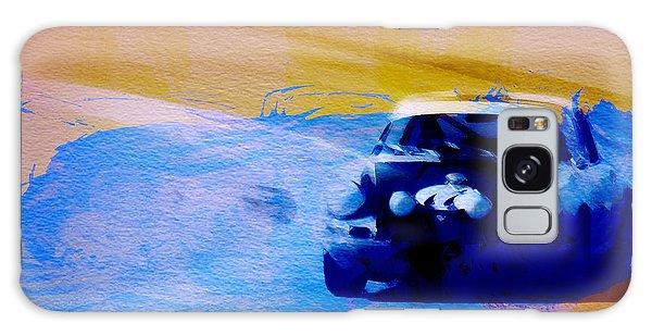 Automobile Galaxy Case - Number 49 Porshce by Naxart Studio