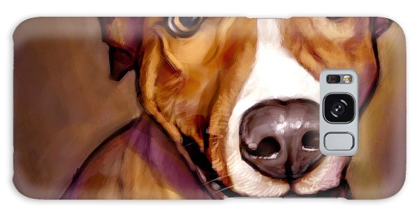 Dog Galaxy S8 Case - Number One Fan by Sean ODaniels
