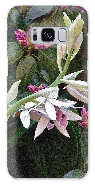 Nun Orchid Galaxy Case