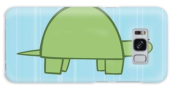 Turtle Galaxy Case - Nursery Art Boy Turtle by Christy Beckwith