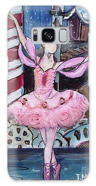 Galaxy Case featuring the painting Nutcracker Sugar Plum Fairy by TM Gand