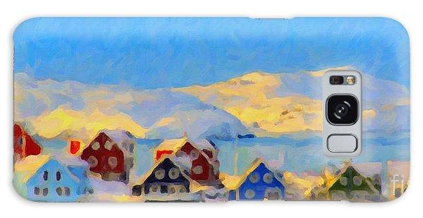 Nuuk, Greenland Galaxy Case