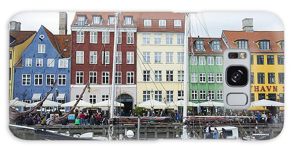 Nyhavn 17 Galaxy Case