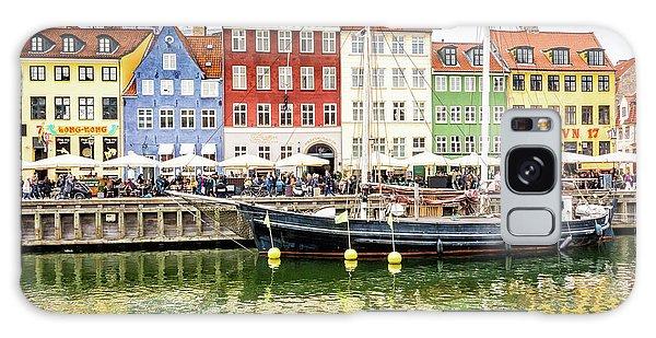 Nyhavn, Copenhagen Galaxy Case