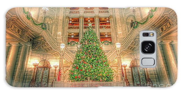 O Christmas Tree Galaxy Case