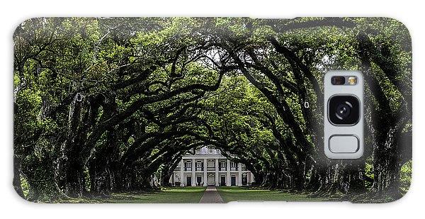 Oak Alley Plantation, Vacherie, Louisiana Galaxy Case