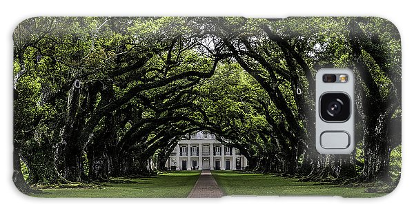 Oak Alley Plantation, Vacherie, Louisiana Galaxy Case