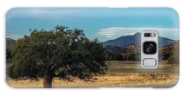 Oak And Cuyamaca Galaxy Case