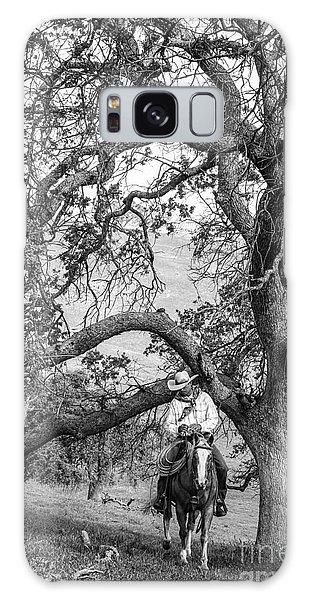 Oak Arches Galaxy Case