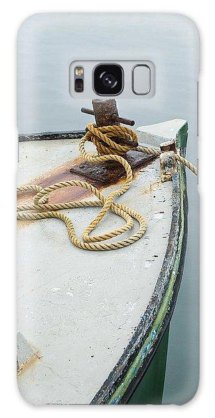 Oak Bluffs Fishing Boat Galaxy Case