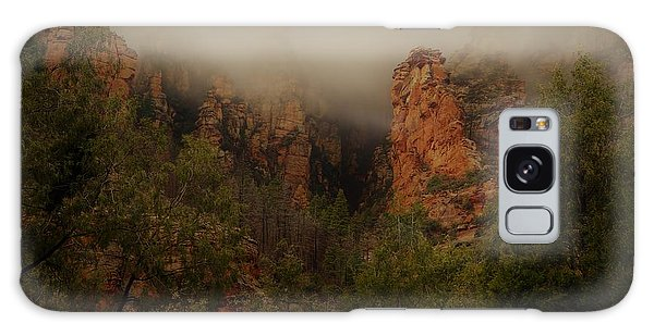 Oak Creek Canyon Arizona Galaxy Case