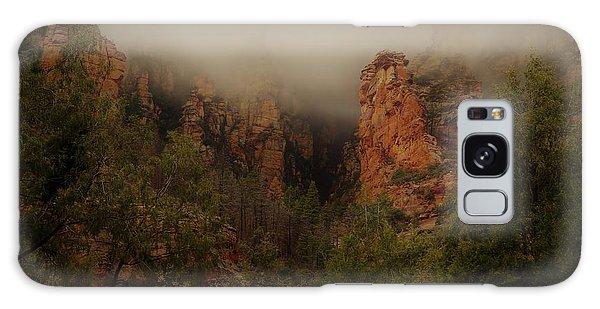 Oak Creek Canyon Arizona Galaxy Case