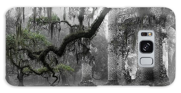 Limb Galaxy Case - Oak Limb At Old Sheldon Church by Scott Hansen