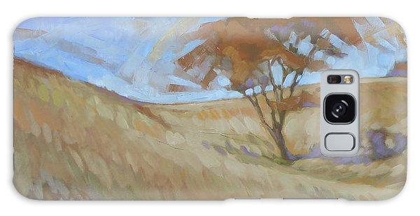 Oak Savanna, Autumn Galaxy Case