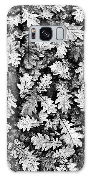Autumn Galaxy S8 Case - Oak by Tim Gainey