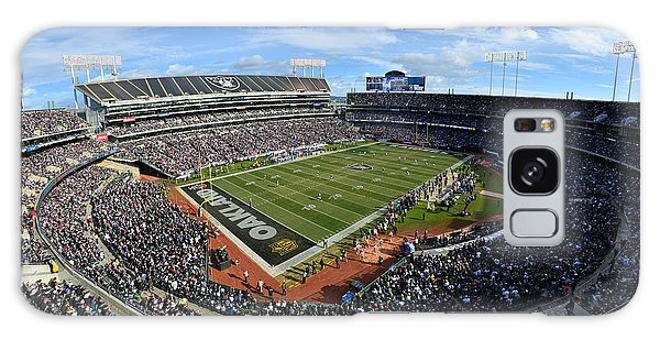Oakland Raiders O.co Coliseum Galaxy Case