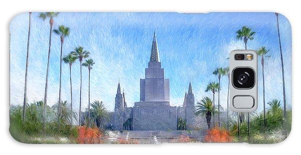 Oakland Temple No. 1 Galaxy Case