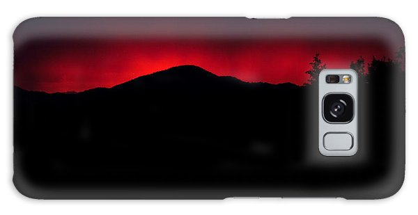Oakrun Sunset 06 09 15 Galaxy Case