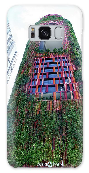 Oasia Hotel Downtown Singapore Galaxy Case