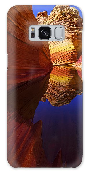 National Monument Galaxy Case - Oasis by Chad Dutson