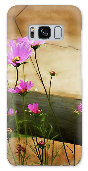 Oasis In The Desert Galaxy Case by Lana Trussell