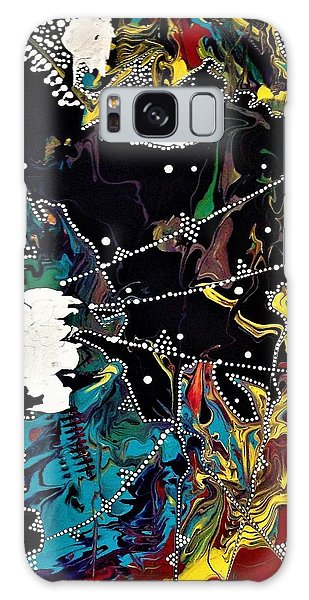 Obscurity Has A Great Many Elbows Galaxy Case