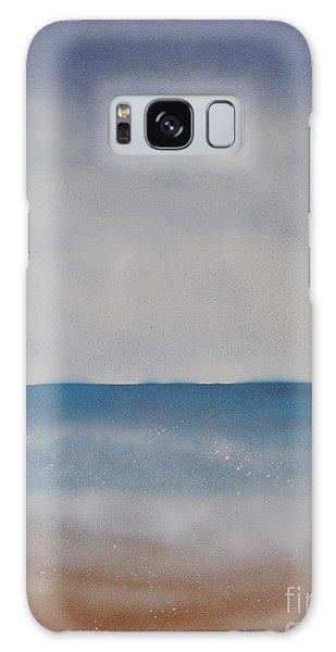 Ocean Breathe Galaxy Case