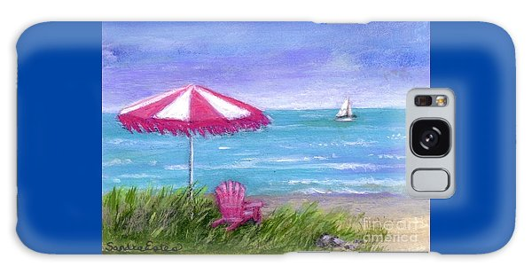 Ocean Breeze Galaxy Case by Sandra Estes