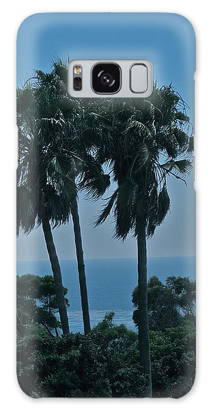 Ocean Brezze Palms Galaxy Case