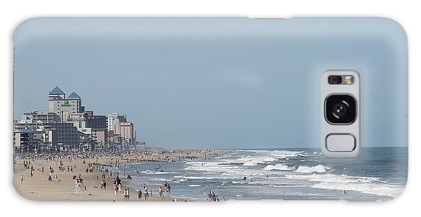 Ocean City Maryland Beach Galaxy Case