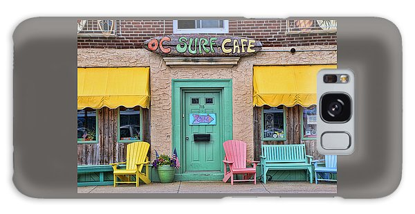 Ocean City N J Surf Cafe Galaxy Case
