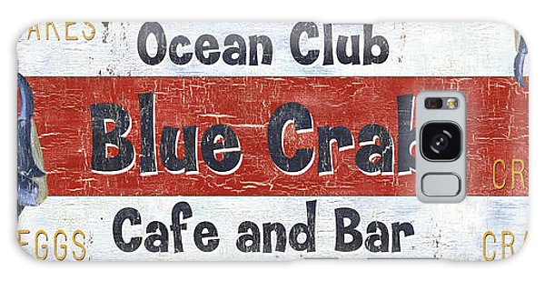 Ocean Club Cafe Galaxy Case