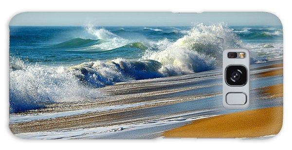 Ocean Delight Galaxy Case by Dianne Cowen