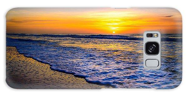Ocean Drive Sunrise Galaxy Case