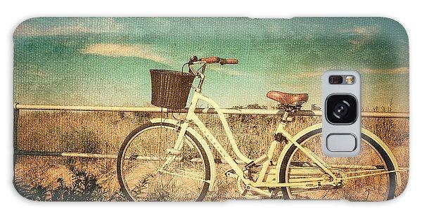 Ocean Grove Bicycle Galaxy Case