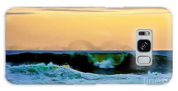 Ocean Power Galaxy Case by Blair Stuart