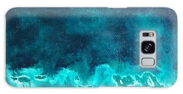 Ocean Storm Galaxy Case