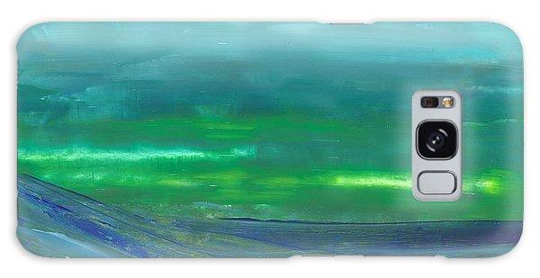 Ocean Swell Galaxy Case