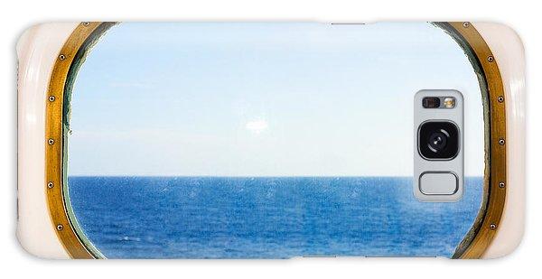 Ocean View Galaxy Case
