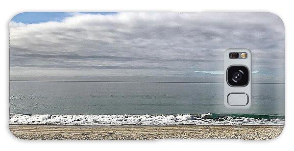 Ocean's Edge Galaxy Case by Kim Nelson