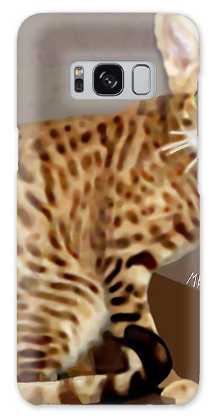 Ocicat Galaxy Case by Marian Cates