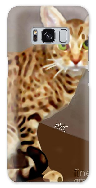 Ocicat Galaxy Case