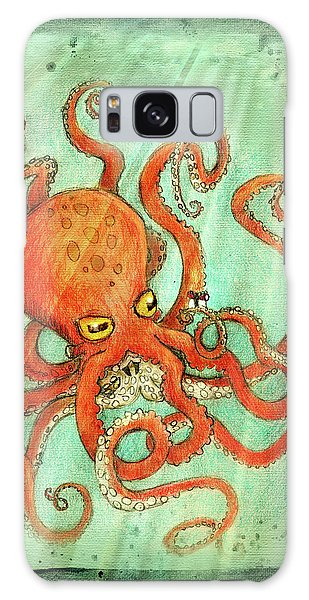 Galaxy Case - Octo Tako With Surprise by Kato D