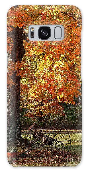 October Day Galaxy Case by Diane E Berry