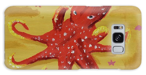 Octopus Galaxy Case by Anthony LaRocca
