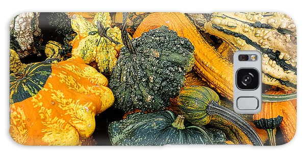 Gourd Galaxy Case - Odd Gourds One by Olivier Le Queinec